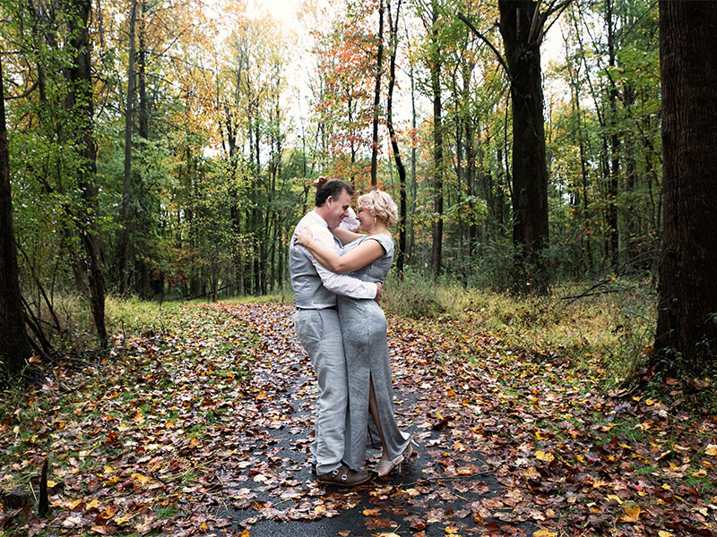 Couples Portrait Session in Silver Spring MD